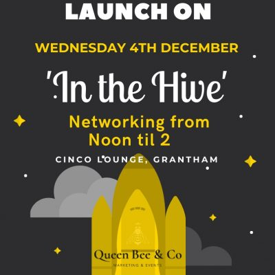 In the Hive Launches on 4th December…